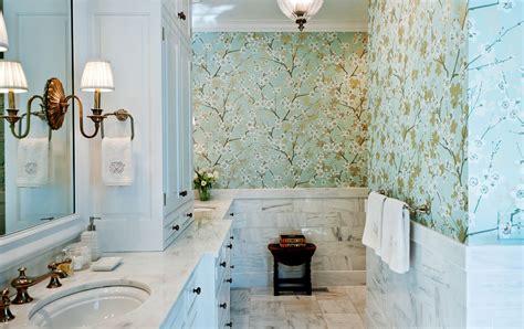 designer bathroom wallpaper 23 floral wallpaper designs decor ideas design trends