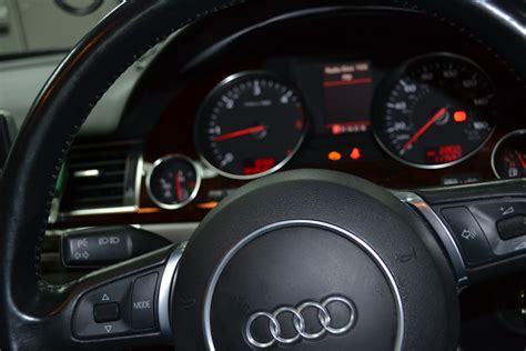 audi steering wheel controls retrofit a bluetooth and ipod system into an audi a8