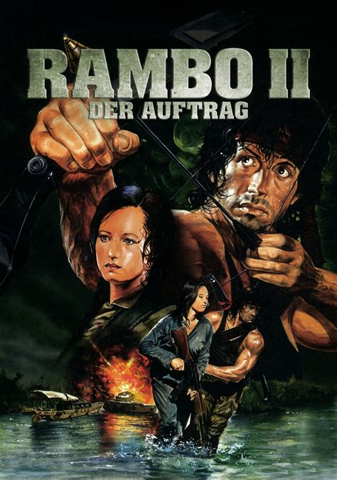 film rambo part 2 rambo first blood part ii movie fanart fanart tv