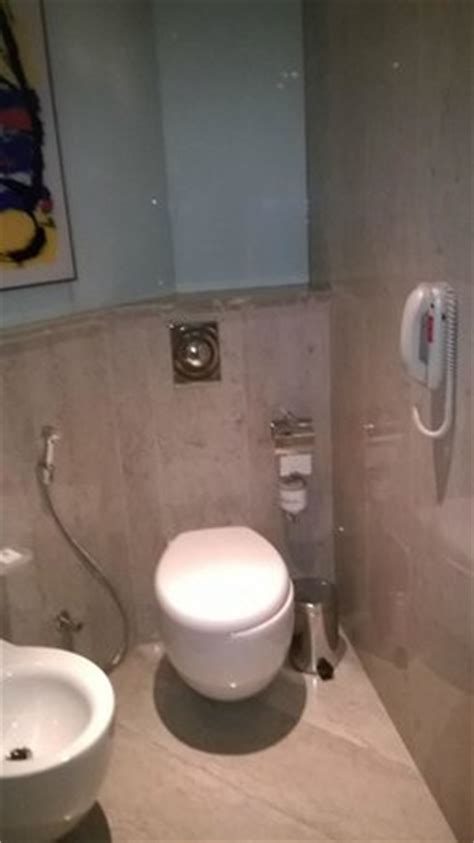 hotels with bidets toilet with spray hose and bidet picture of jumeirah