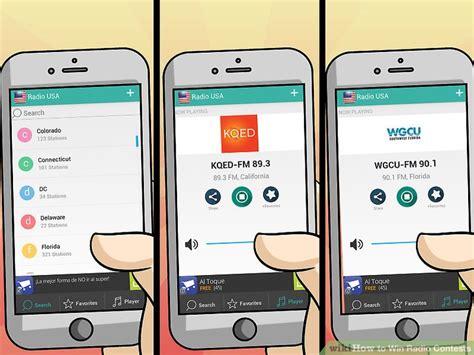 Radio Giveaway - 3 ways to win radio contests wikihow