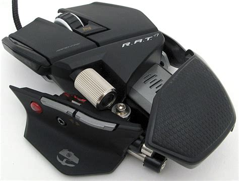 Mouse Gaming Rat cyborg s rat 7 adjustable gaming mouse the tech report