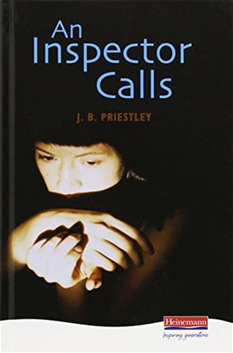 an inspector calls heinemann 0435232827 j b priestley an inspector calls heinemann plays s reviews compare best educational books