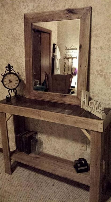 furniture entryway table pallet entryway table with mirror entryway tables