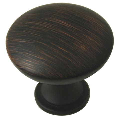 Bronze Cabinet Knobs by Cosmas Rubbed Bronze Cabinet Knob 5305orb