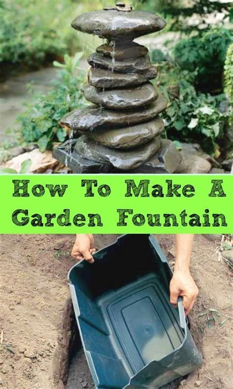 diy backyard fountain 262 best images about fountains water features on