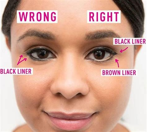 Your Look by Makeup Mistakes How To Fix Mishaps Hacks Tips
