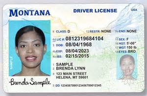Drivers License Feds Warn Montana Compliance With Driver S License