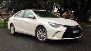 Toyota Camry 2016 Toyota Camry Atara Sx 2016 Review Road Test Carsguide