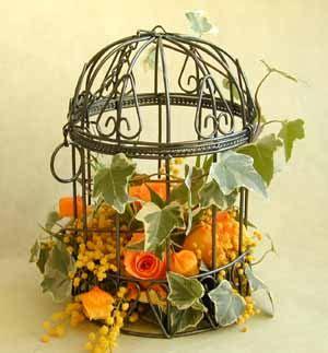 Cheap Wedding Decorations Ideas Making Wedding Ceremony Birdcage Centerpieces Wholesale