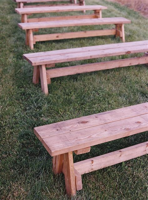 wedding benches best 25 wedding bench ideas on pinterest outdoor