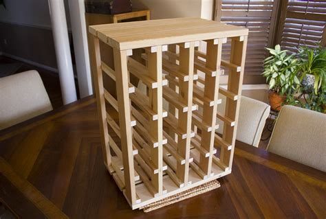wooden wine racks plans best wine rack plans home