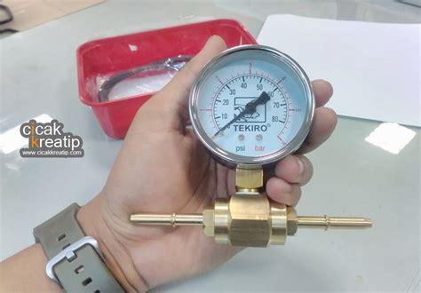Pompa Injeksi Beat Cara Mengukur Tekanan Fuel Motor Injeksi