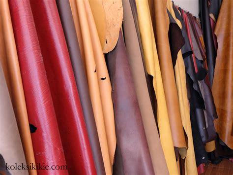 Kulit Sintetis Llanura Bahan Kulit berburu toko jual bahan kulit sapi koleksikikie