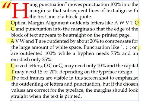 margin typography wikipedia optical margin alignment wikipedia