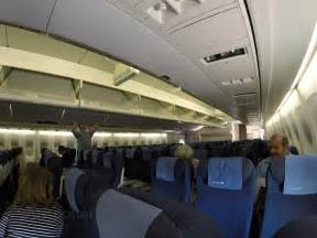 united airlines 747 400 economy class san francisco to