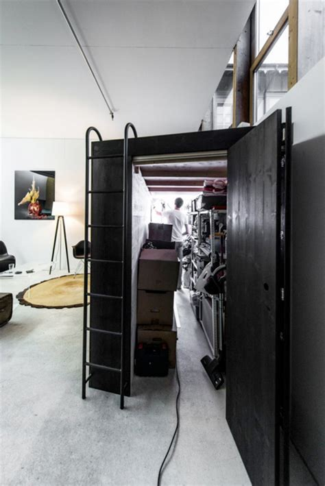studio living furniture living cube space saving loft storage unit for studios