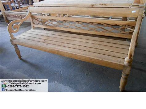 large wooden bench large wooden bench bali indonesia furniture factory