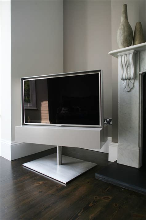 Contemporary Living Room Tv Cabinets Rotating Tv Cabinet Contemporary Living Room