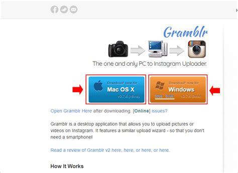 tutorial instagram para pc como postar foto no instagram pelo pc tecwhite