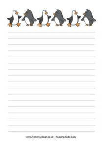 penguin writing paper operation research question paper apreamare