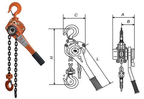 Takelchain Block 3ton X 10mtr jual chain block takel lever block budi daya teknik jual chain block takel lever