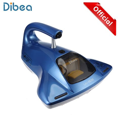 mite cleaning vacuum cleaner dibea uv 808 handheld vacuum cleaner ultraviolet light
