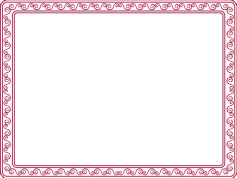 Powerpoint Templates With Borders by Powerpoint Certificate Template Simple Ornate Elearningart