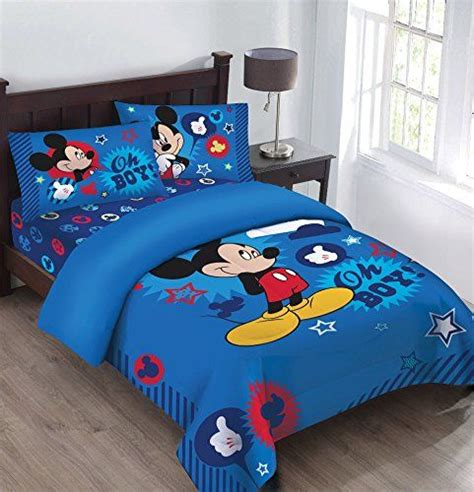 Mickey Mouse Bed Sets 17 Best Ideas About Mickey Mouse Bed Set On Mickey Mouse Room Mickey Mouse Toddler