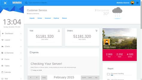 bootstrap themes free open source minimum admin theme at bootstrapzero