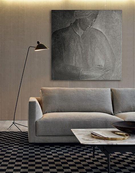 Sofa Cloth Design by Corner Sectional Fabric Sofa Bristol By Poliform Design Jean Massaud Interior Design