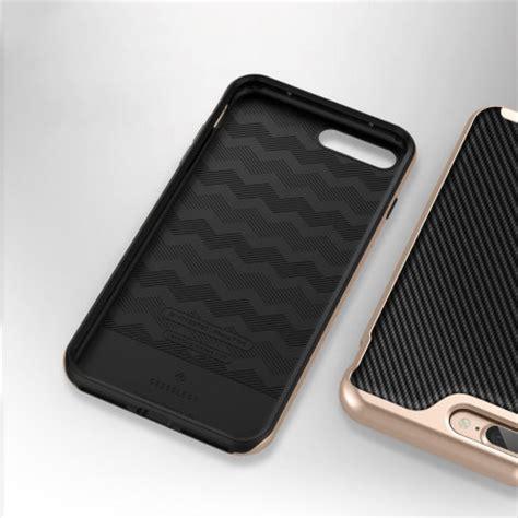 Primary Original Iphone 7 Plus Carbon Motive Black 2 caseology envoy series iphone 7 plus carbon fibre black reviews mobilezap australia