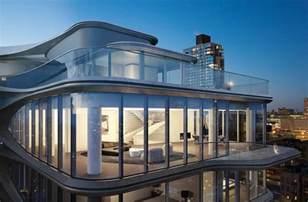 Zaha Hadid Home Zaha Hadid Designed Penthouse Along The High Line Lists At