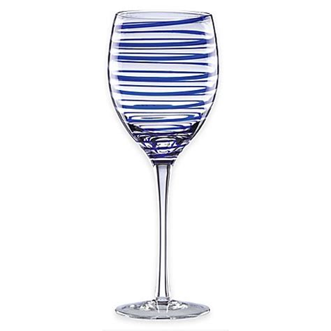 kate spade barware buy kate spade new york charlotte street wine glasses