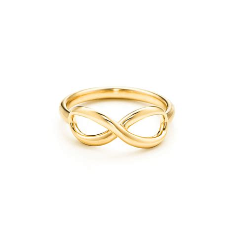 infinity wedding ring infinity ring in 18k gold co