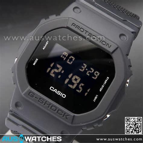 G Shock D 3641 Black Grey buy casio g shock black cloth band sport dw