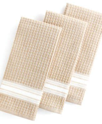martha stewart kitchen collection martha stewart collection waffle weave kitchen towels