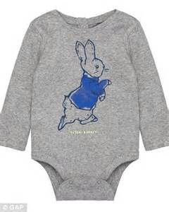 beatrix potter for babygap high street label launches