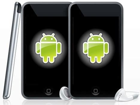 Qualcomm Rejection Letter android for ipod touch port in the works ubergizmo