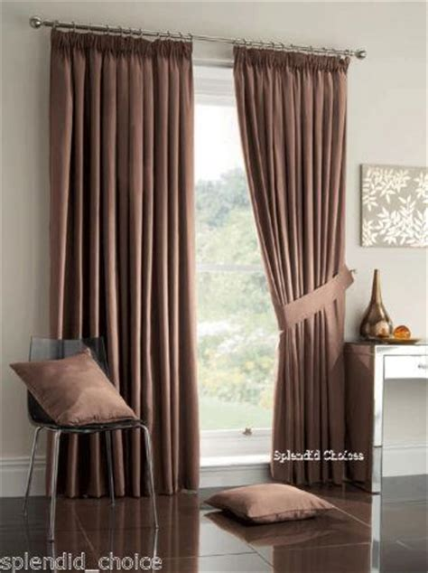 lined bedroom curtains lined bedroom curtains ebay