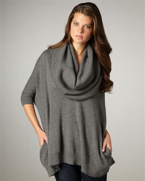 Cowl Neck Sweater the shoulder cowl neck sweater baggage clothing