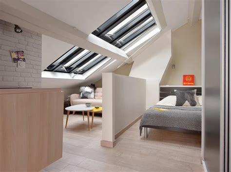 s駱aration chambre salon s 233 paration chambre salon dans un studio sous les toits