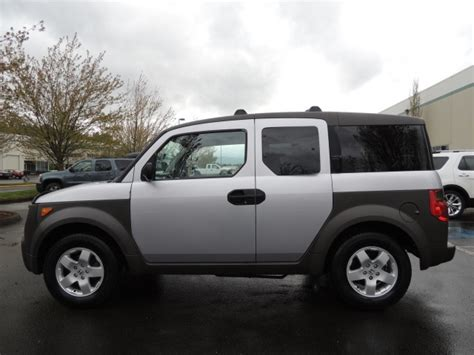 2004 Honda Element Roof Rack by 2004 Honda Element Ex All Wheel Drive Moon Roof New Tires