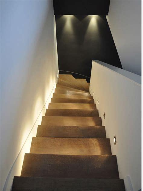 illuminazione scale oltre 25 fantastiche idee su illuminazione di scale su