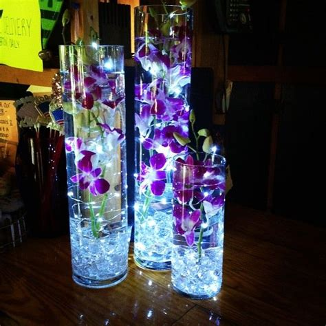 best 25 led centerpieces ideas on lighted