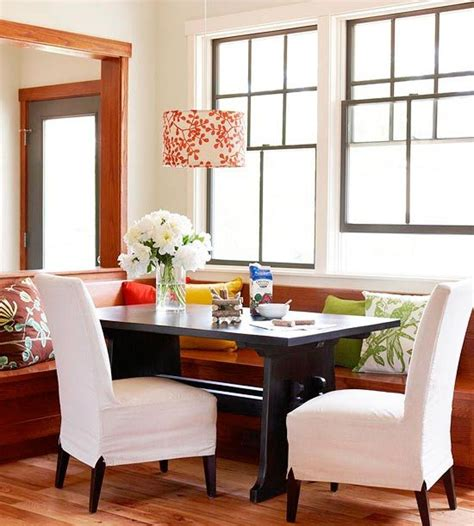 banquette breakfast nook breakfast room banquettes banquettes slipcovers and