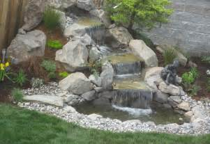 small backyard ponds and waterfalls backyard landscaping