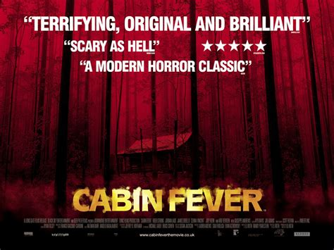 cabin feaver cabin fever 2002 the lighted