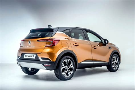 Renault Captur 2020 by 2020 Renault Captur Suv Price Specs And Release Date