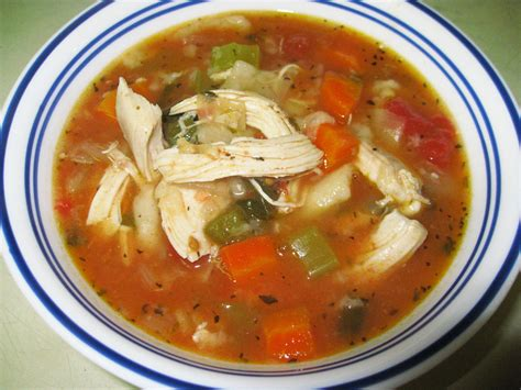 chunky mexican chicken soup bowl amerasian home cooking